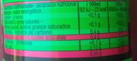 Sport Drink flavour apple kiwi - Informations nutritionnelles - fr