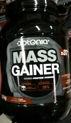 Mass gainer - Produit - fr