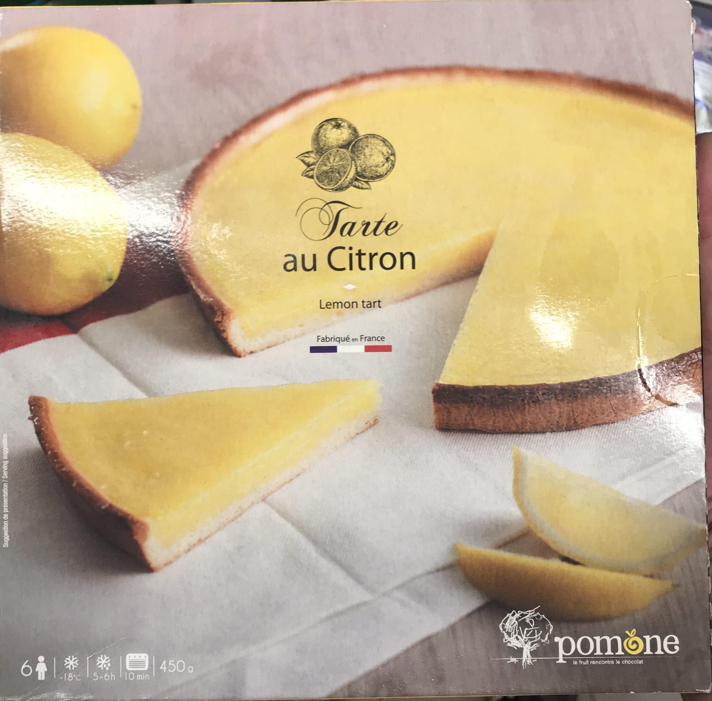Tarte au Citron - Produit - fr