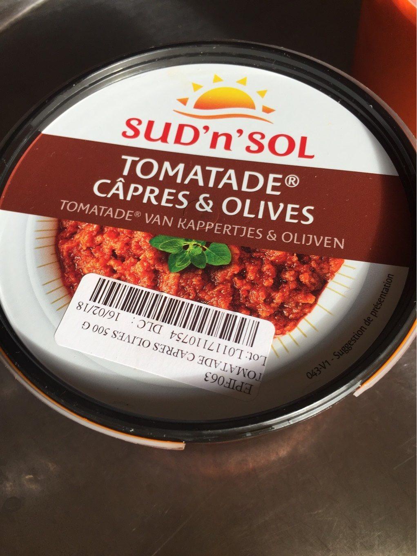 Tomatade câpres et olives - Product