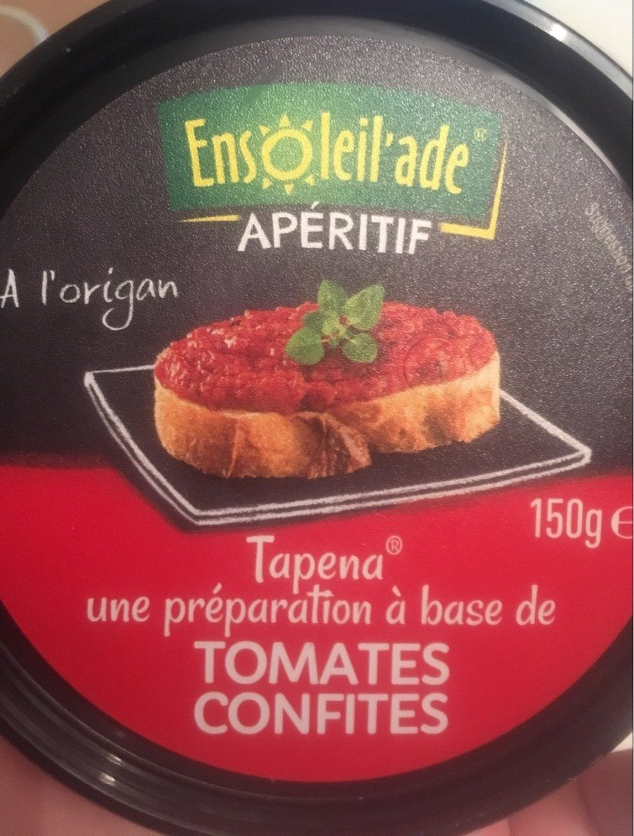 Tapena' tomates confites - Product