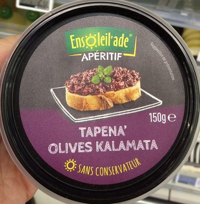 Tapenade - Product