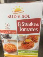 Steaks de tomates - Produit - fr