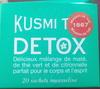 Detox - Produit