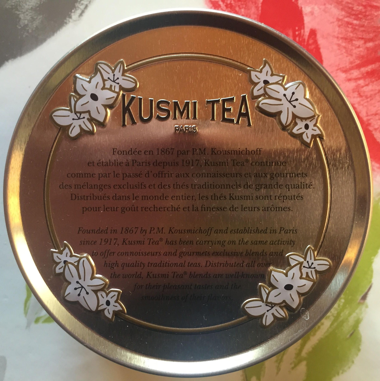 Thé vert à la rose - Product
