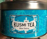 Blue detox - Product
