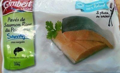 Pavé de saumon rose du Pacifique - Produit - fr