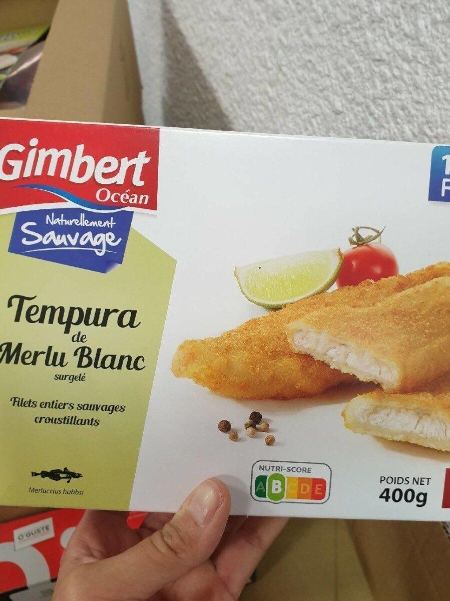 Tempura merlu blanc - Prodotto - fr