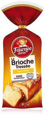 La brioche tressée Au sucre perlé - Product - fr