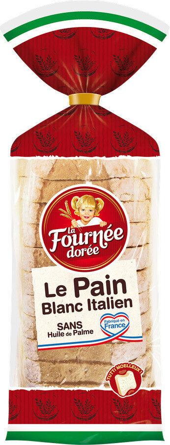 Pain Blanc Italien - Product - fr