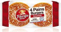 4 Pains Burgers Gourmet - Product - fr