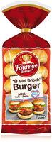 Mini brioche Burger - Product - fr