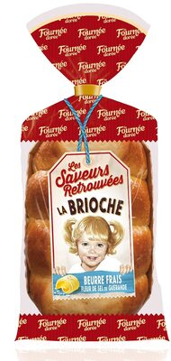 La brioche beurre frais - Product - fr