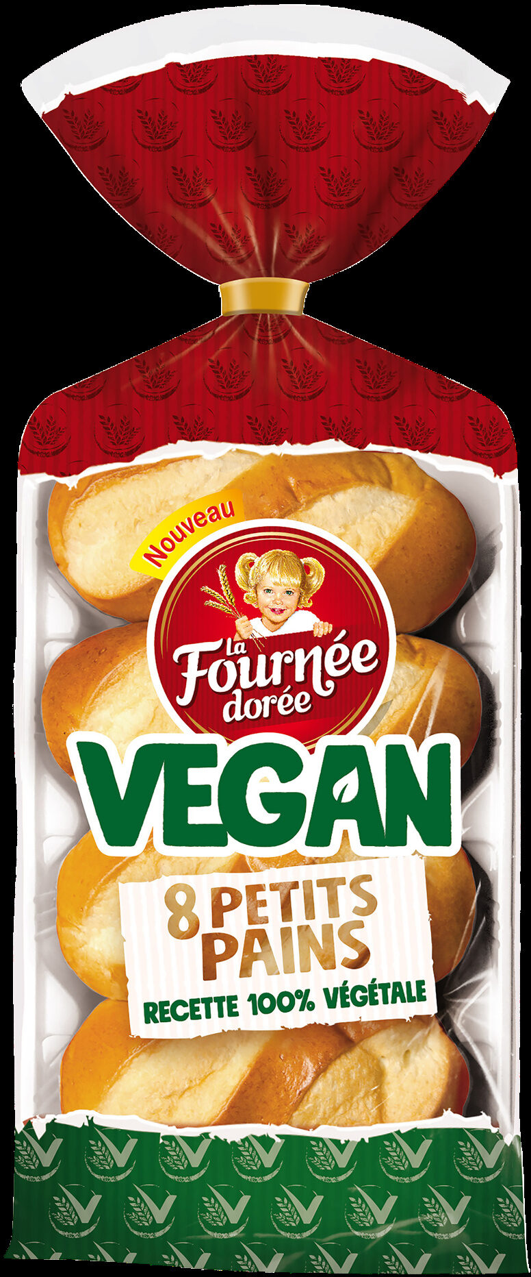 Petit pains vegan - Product