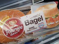 4 brioch'Bagel - Product - fr