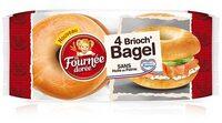 Brioch'bagel - Product - fr