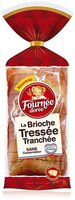La brioche tressée tranchée - Product - fr