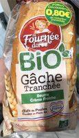 Gâche tranchrée bio - Product - fr