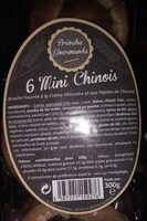 6 mini chinois - Produit - fr