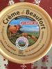 Crème de Beaufort 50% AOP - Produit