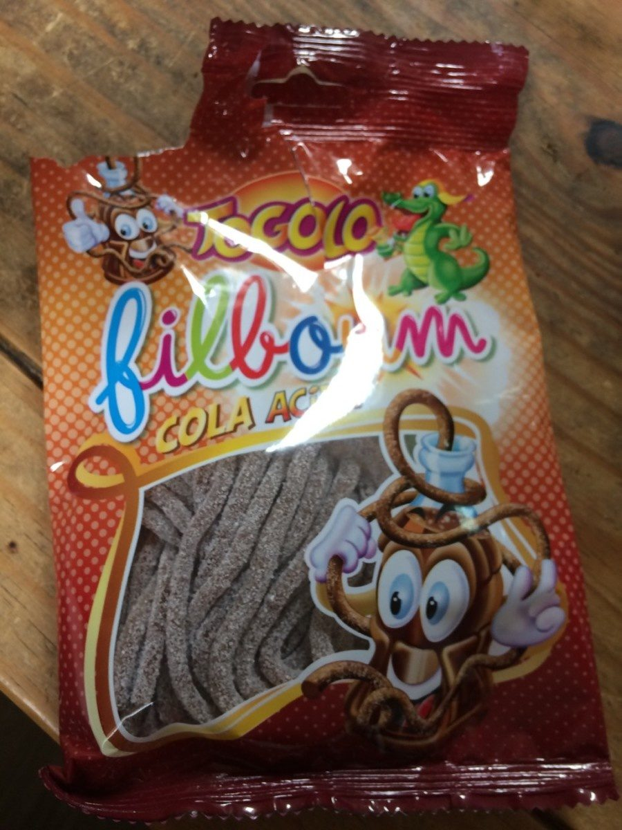 Filboum cola acide - Produit - fr