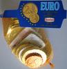 Chocolat au lait pièces Euro Sorini - Produit