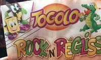 Rock'n'regliss - Produit - fr