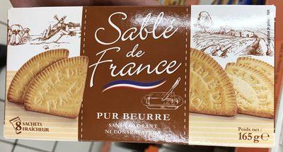 Sablé de France Pur Beurre - Product - fr
