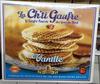 La Ch'ti Gaufre Vanille - Produit