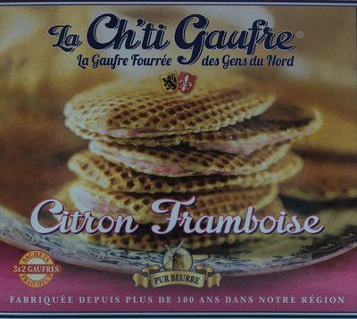 La ch'ti gaufre - Produit