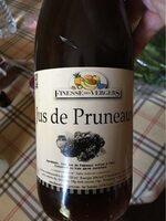 Jus de pruneau - Prodotto - fr