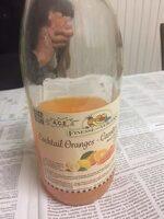 Cocktail orange carotte citron - Prodotto - fr