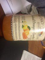 Cocktail orange carotte citron - Ingredienti - fr