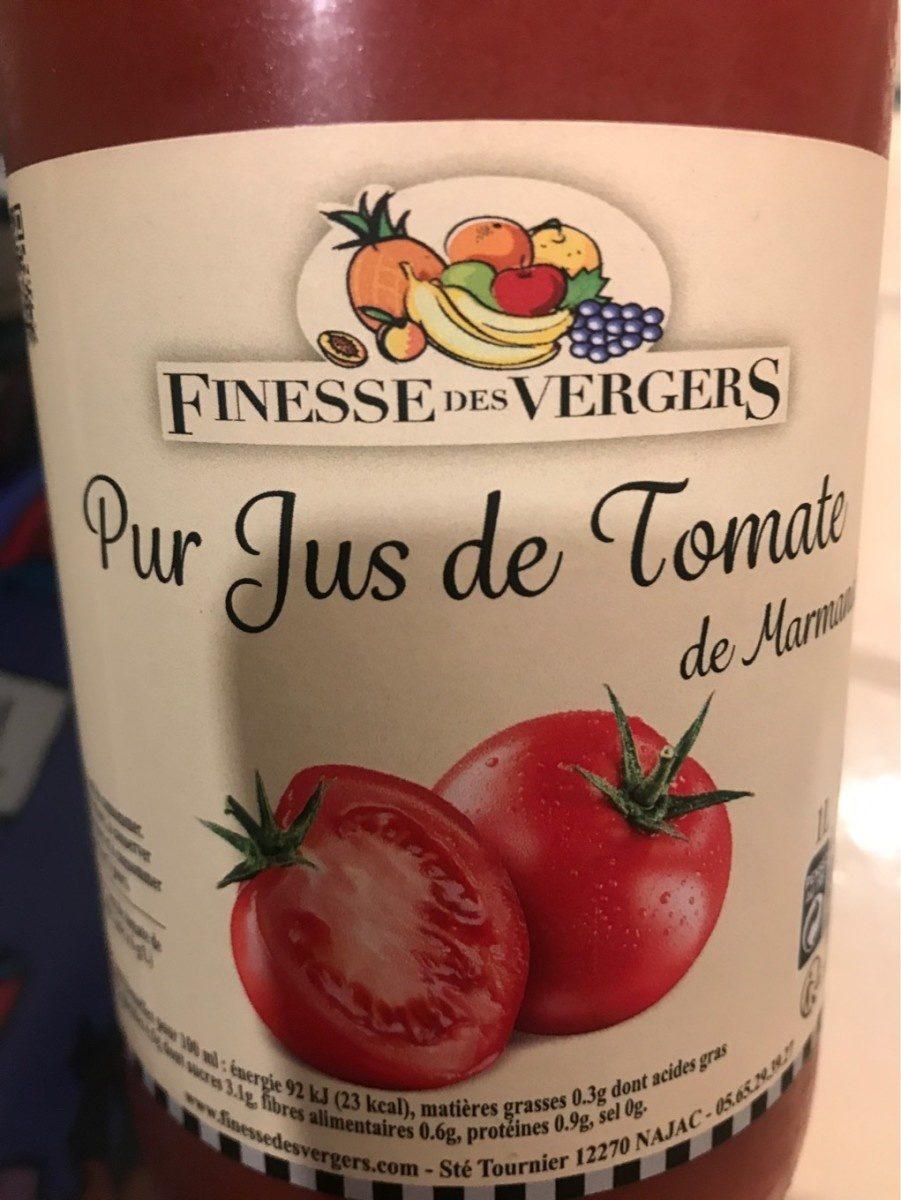 Pur jus de tomate de Marmande - Product