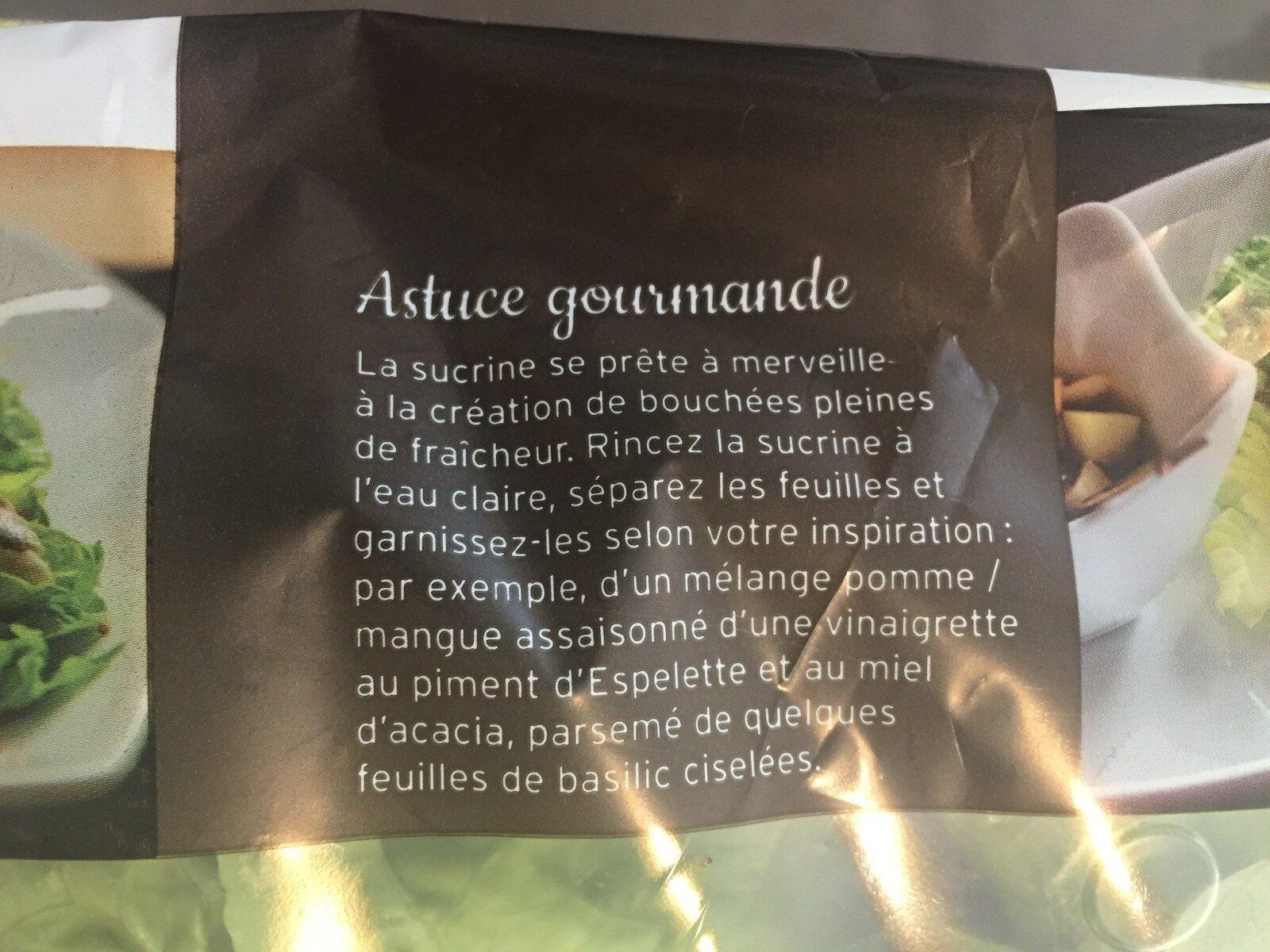 Salade, Variété Sucrine, Catégorie 1 - Ingredients - fr
