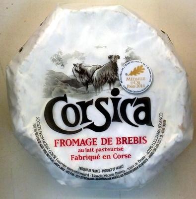 Fromage de brebis au lait pasteurisé (28% MG) - Product - fr