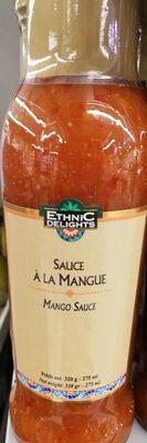 Sauce à la Mangue - Produit - fr
