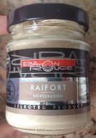 Raifort Blanc - 110 G - Produit - fr