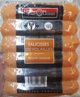 Saucisses de volaille - Produit - fr