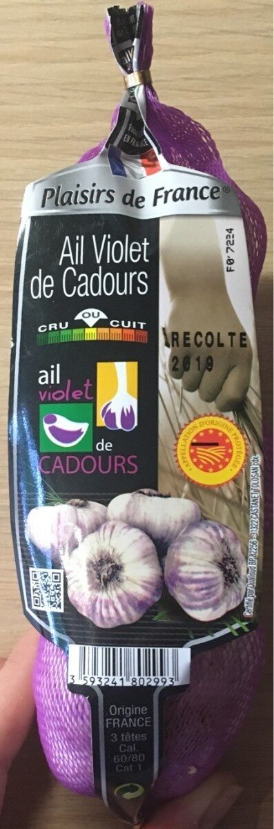 Ail violet de Cadours - Prodotto - fr