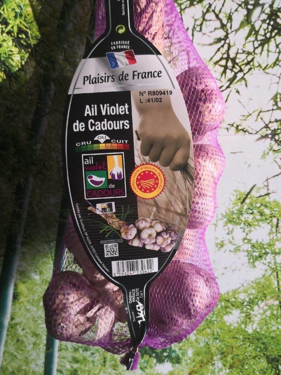 Ails violet de Cadours - Prodotto - fr