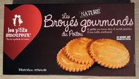 Les broyés gourmands du Poitou - Nature - Product - fr