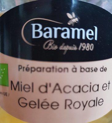 Miel d'Acacia et Gelée Royale - Produit
