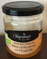 Préparation à base de miel d'Acacia et propolis - Product