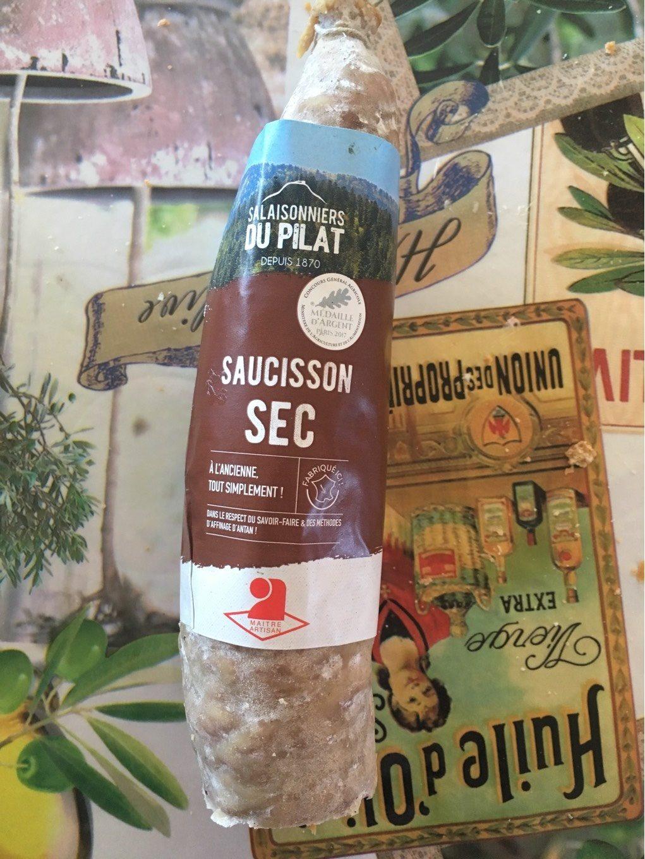 Saucisson sec - Product - fr