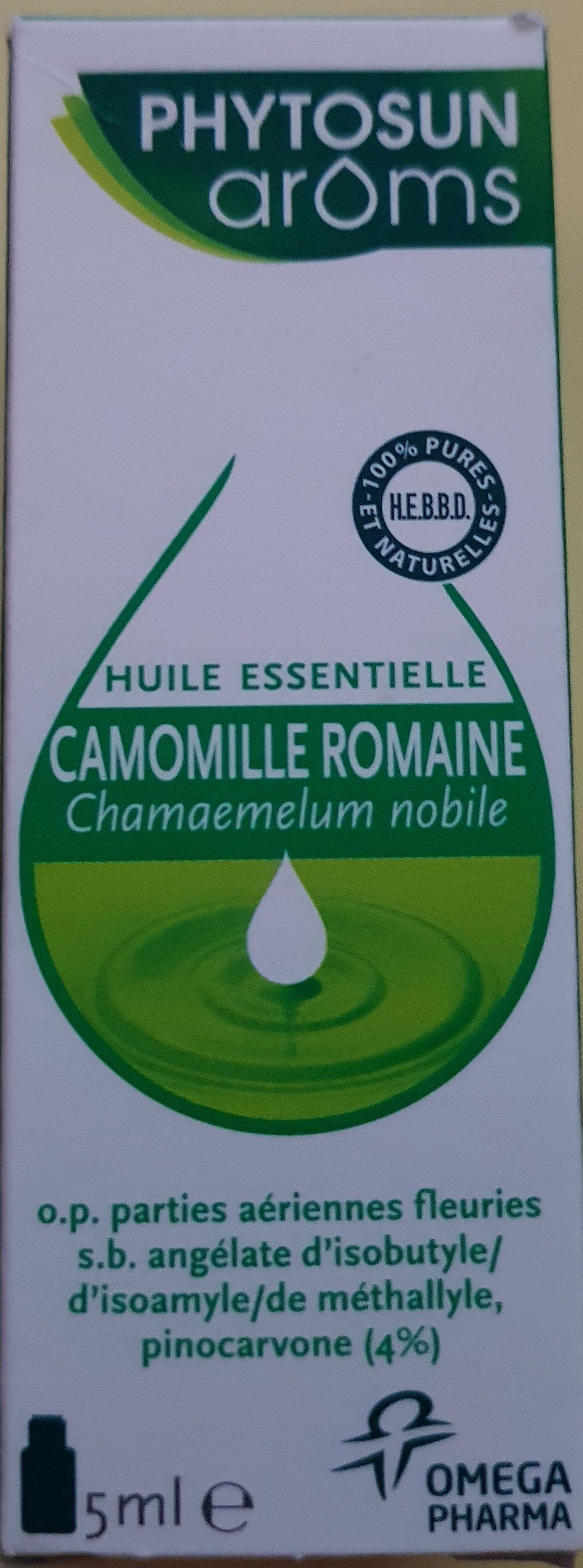 Huile Essentielle de Camomille Romaine - Product - fr