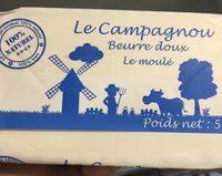 Beurre doux le moulé - Product - fr