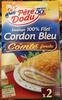 Cordon Bleu au Comté fondu (x 2) - Product