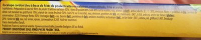 Cordon Bleu - Ingredients