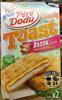 Crousty Toast Bacon de Dinde Poulet & Emmental fondu - Product